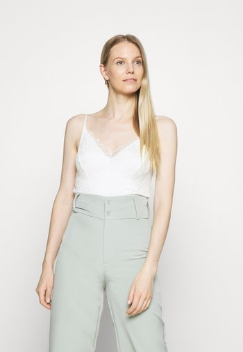 STRAP - Top - ivory