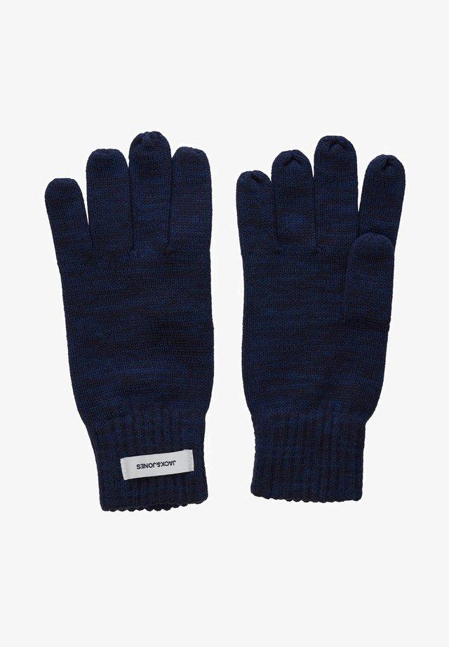 BIO BAUMWOLL - Gloves - navy blazer