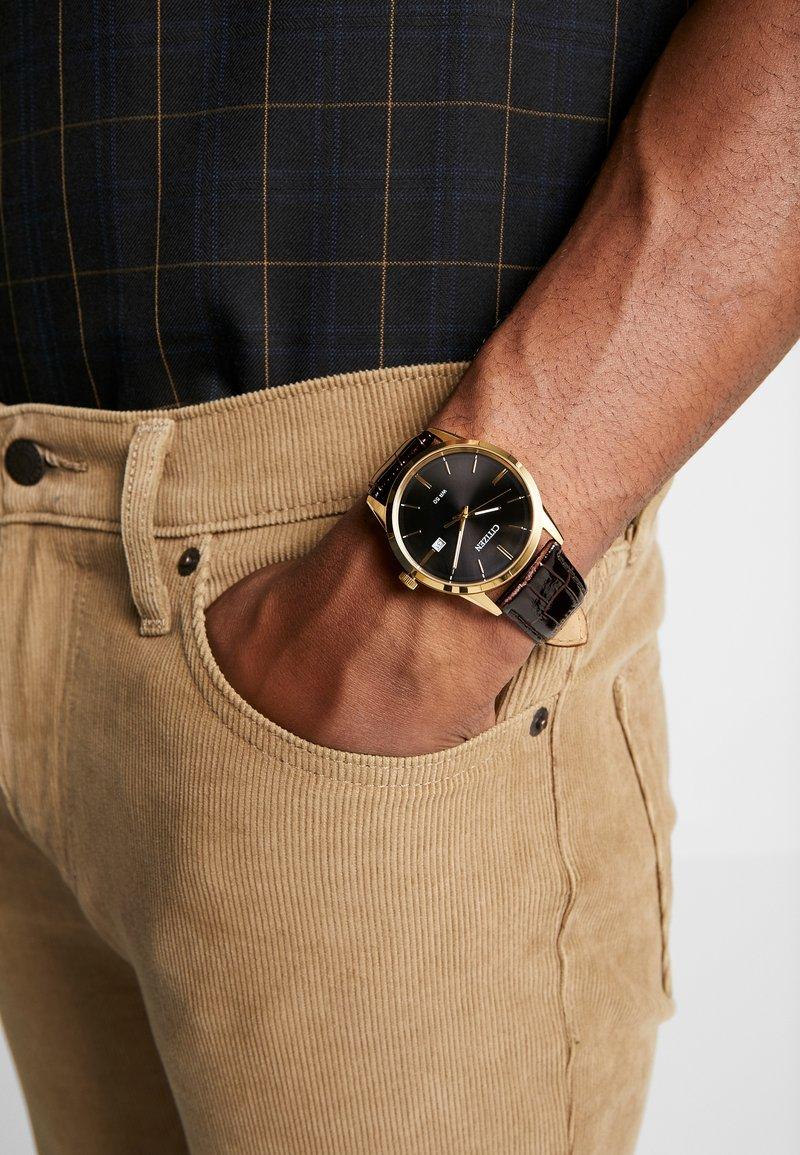 Citizen - Horloge - brown