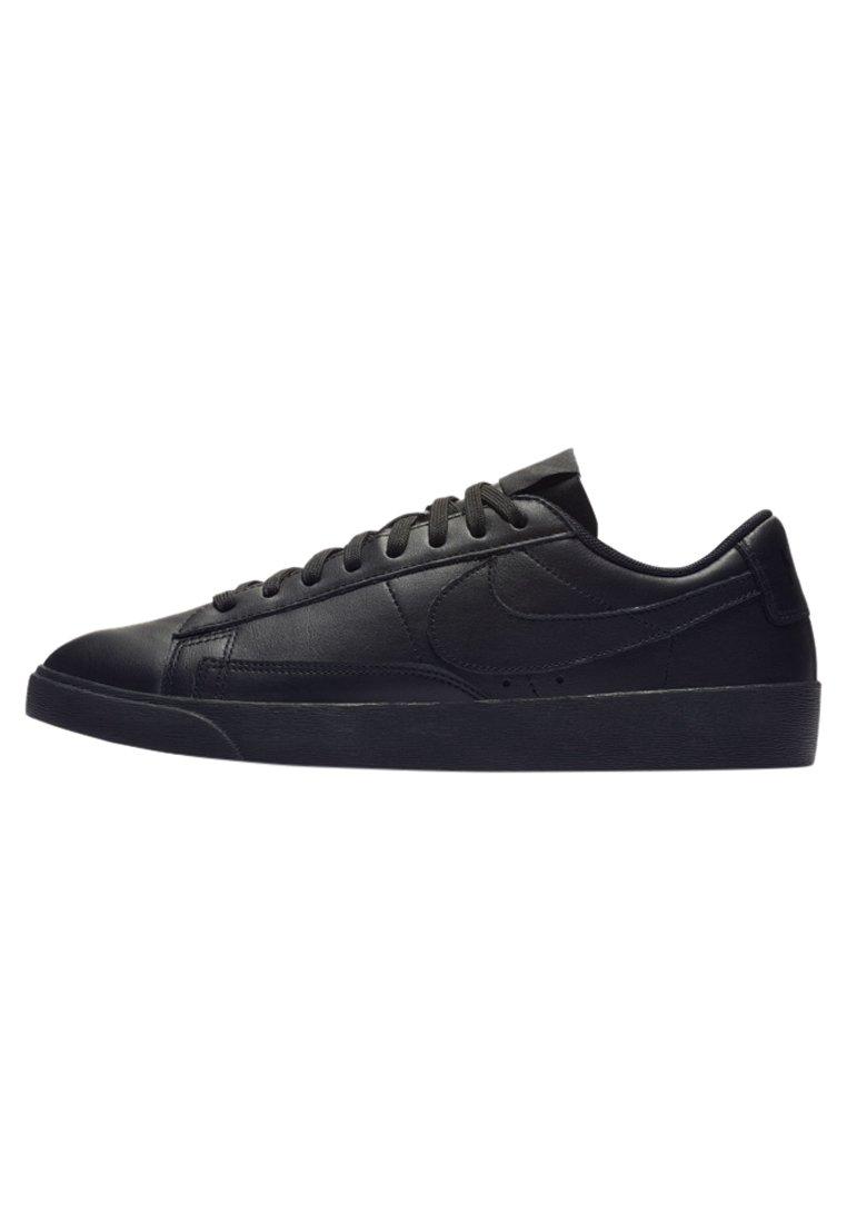 Nike Sportswear - BLAZER - Trainers - black