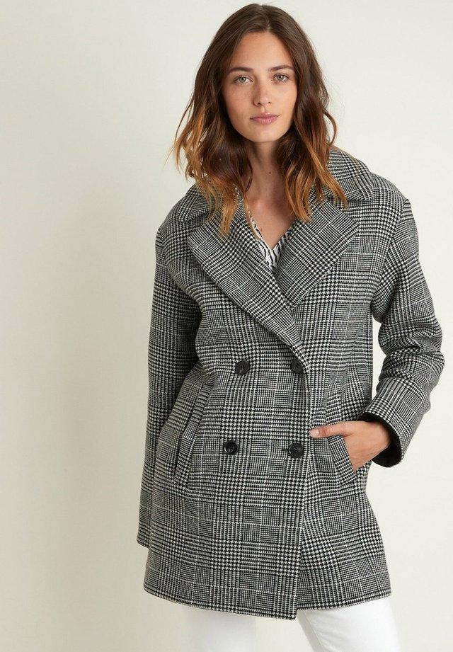 Short coat - gris chiné