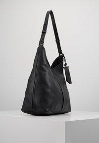 Zign - LEATHER - Handtasche - black - 3