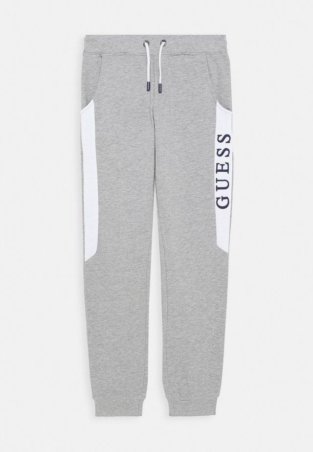 JUNIOR ACTIVE PANTS - Trainingsbroek - light heather grey