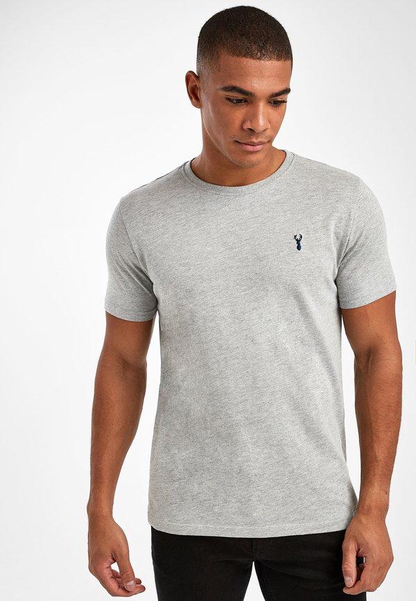 Next FIVE PACK - T-shirt z nadrukiem - white/biały Odzież Męska NMPD