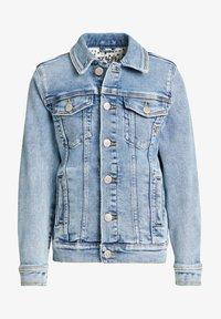 WE Fashion - Denim jacket - light blue - 3