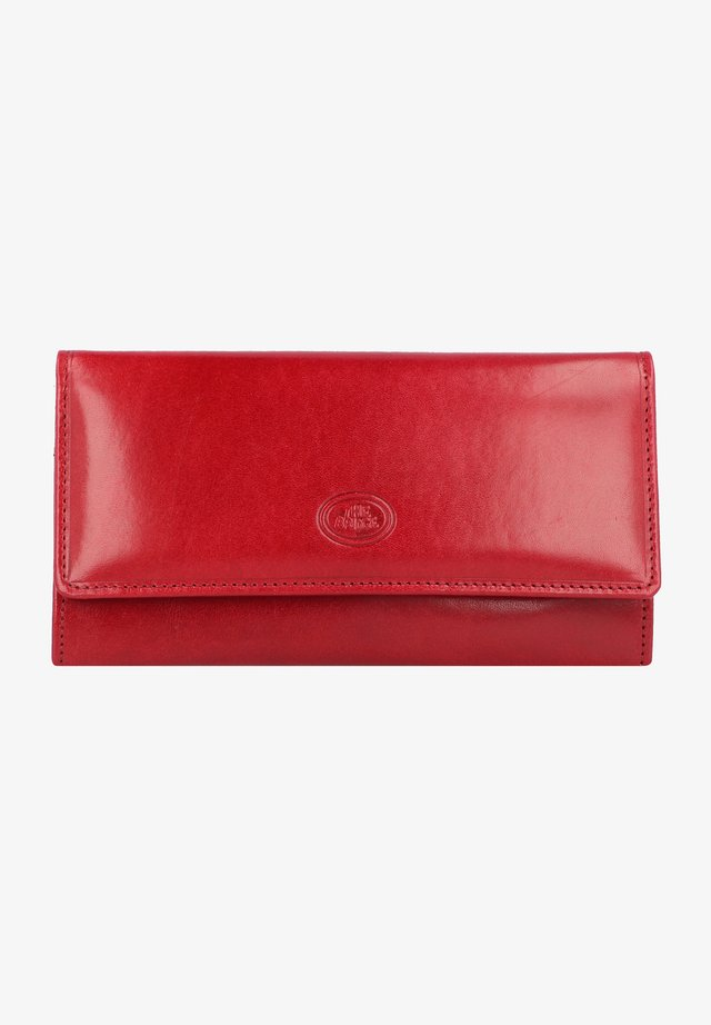 STORY DONNA - Wallet - rosso