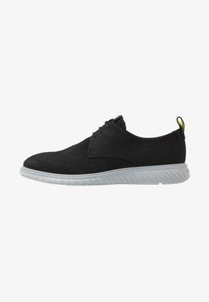 ST.1 HYBRID LITE - Sznurowane obuwie sportowe - black