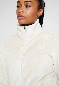 The North Face - OSITO JACKET - Fleece jacket - vintage white - 3