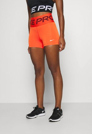 MIRAGE SHORT - Medias - team orange/metallic silver