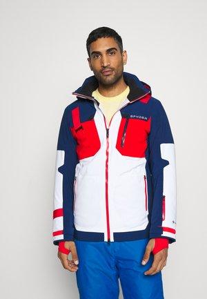 TORDRILLO GTX - Snowboard jacket - white