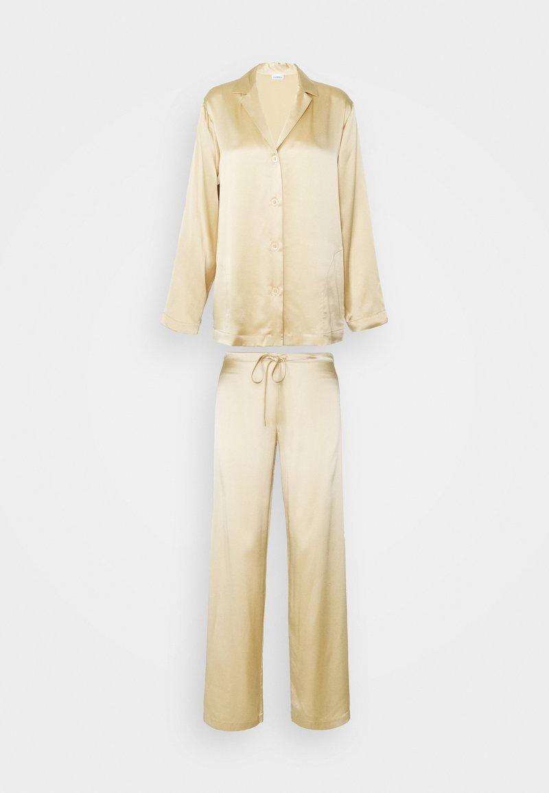 La Perla - SET - Pyjamas - beige stone