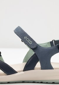 ECCO - CRUISE II - Walking sandals - marine/ice flower - 2