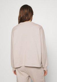 ALIGNE - CARSON - Sweatshirt - mushroom - 2