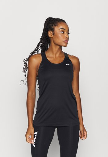 TANK - Sportshirt - black