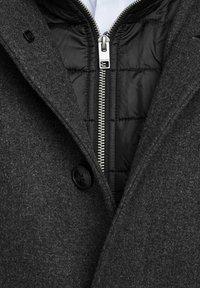 Jack & Jones - Pitkä takki - dark grey - 3