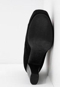Jeffrey Campbell - LITA - Kotníková obuv na vysokém podpatku - black - 6