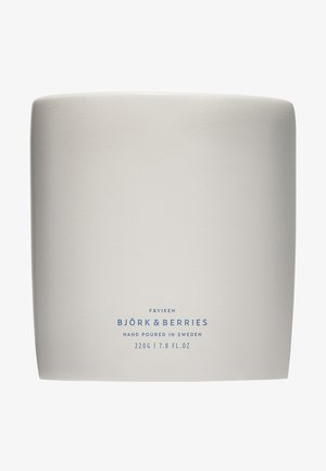 KERZE FÄVIKEN SCENTED CANDLE - Scented candle - -