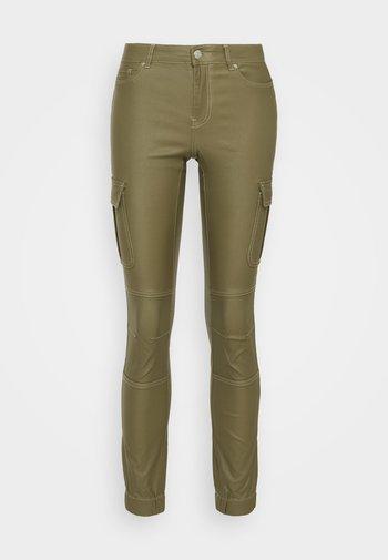 ONLMISSOURI - Trousers - covert green