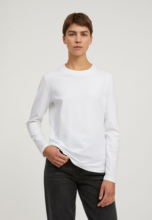 TAAMI - Long sleeved top - white