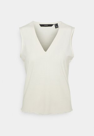 VMFRANCA V NECK - Top - birch