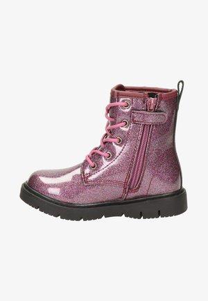 Veterboots - roze