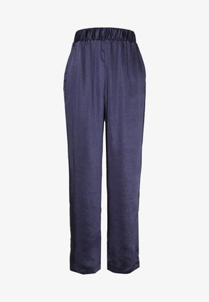 YOUNG LADIES PANTS - Pantalon classique - navy blue