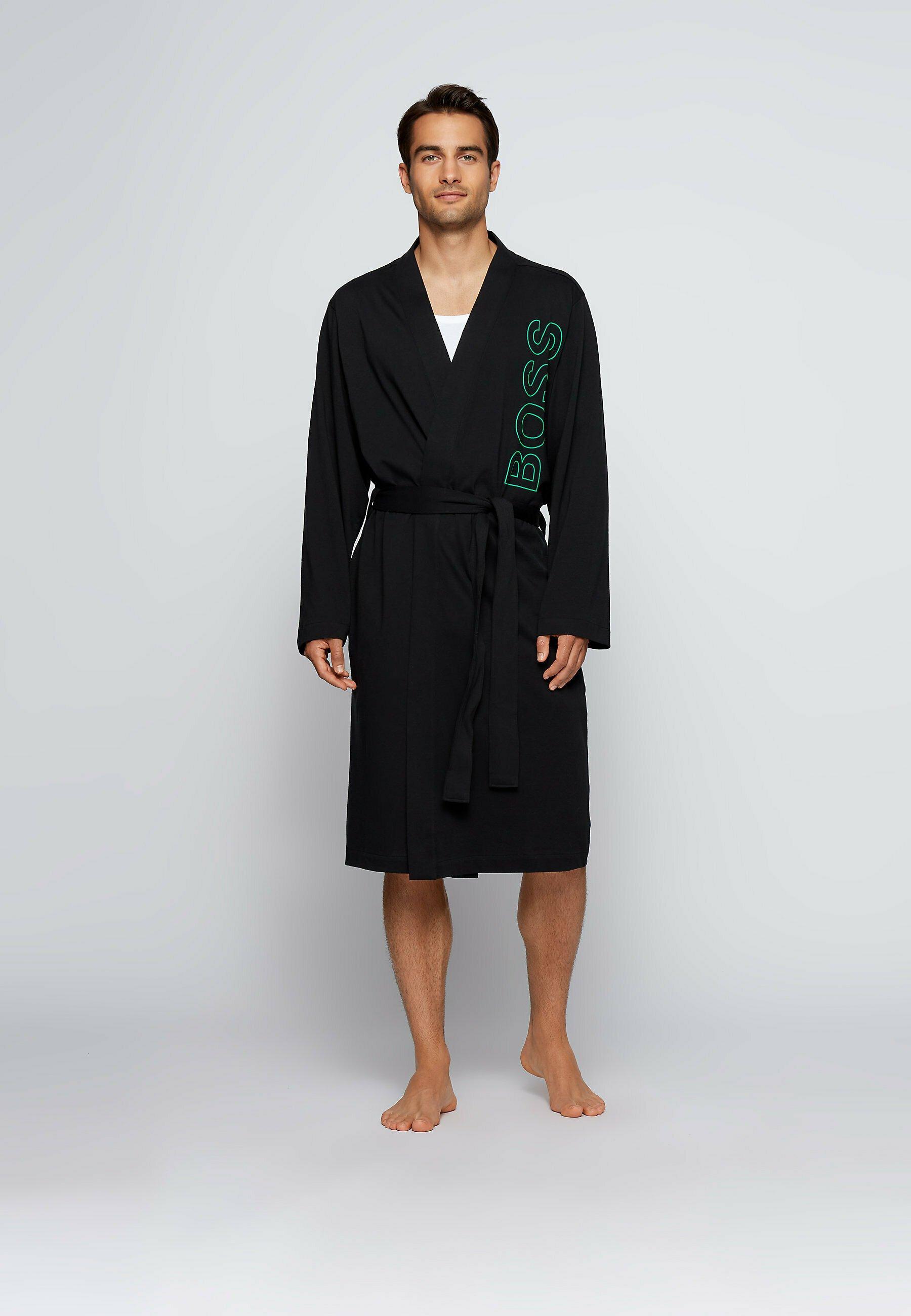 Men IDENTITY KIMONO - Dressing gown