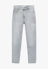 Mango - Slim fit jeans - grijs denim - 5
