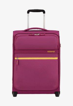 MIT 2 ROLLEN - Trolley - deep pink
