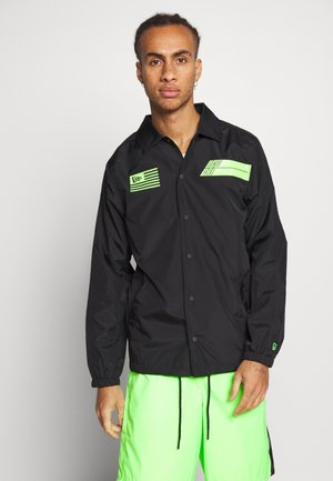 COACHES JACKET - Training jacket - black