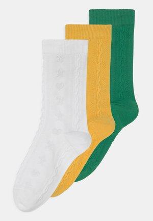 POINTELLE 3 PACK UNISEX - Sokken - multi-coloured