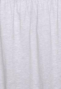 Anna Field MAMA - Jersey dress - grey - 3