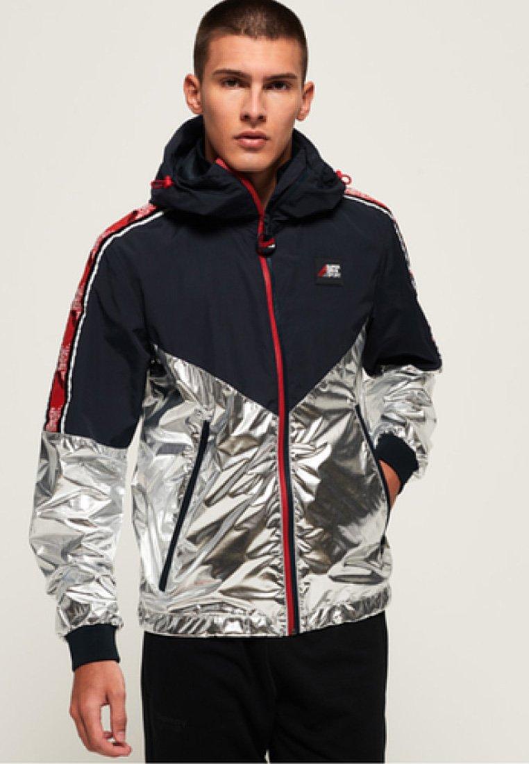 Men MIT STREIFEN - Summer jacket