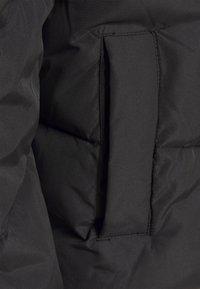 Noisy May Petite - NMWALLY JACKET - Winter jacket - black - 2