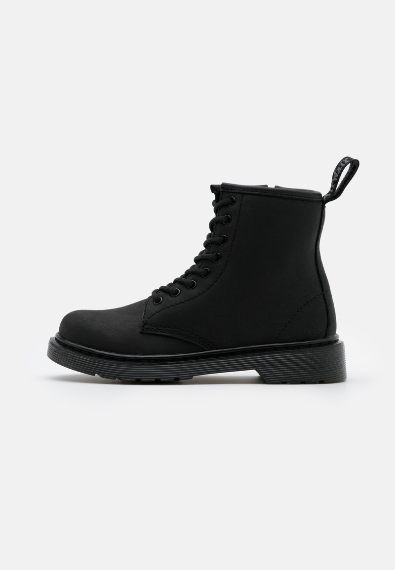 Dr. Martens - 1460 SERENA MONO REPUBLIC WP - Lace-up ankle boots - black
