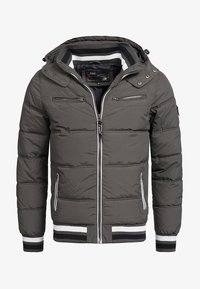MARLON - Giacca invernale - grey