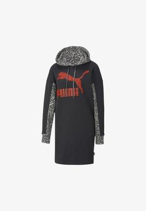 Jersey dress - puma black