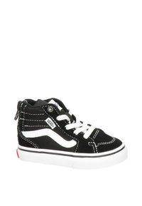 Vans - VANS FILMORE HI ZIP UNISEX KINDER SNEAKER - Sneakers hoog - zwart - 2