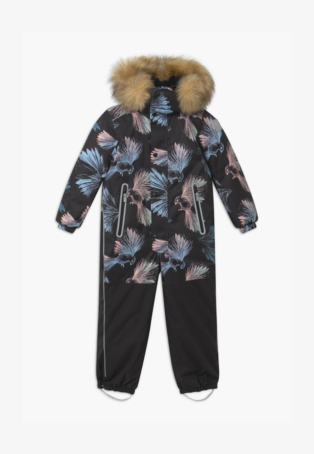 WINTER KIPINA UNISEX - Snowsuit - black