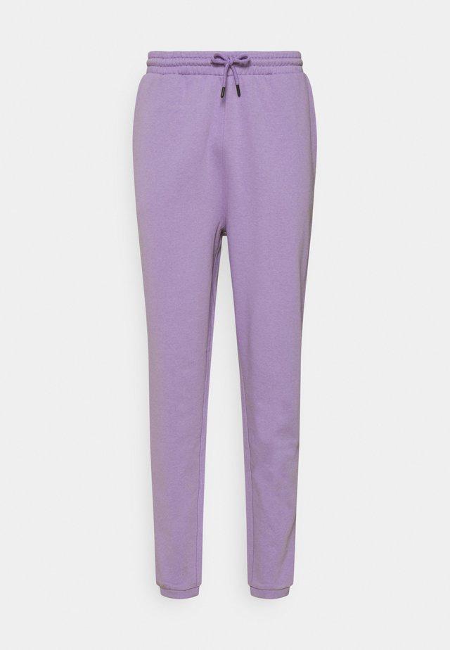 SUNSHINE SKATE UNISEX  - Teplákové kalhoty - lilac