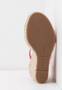 Dolce Vita - NOOR - High heeled sandals - red - 6