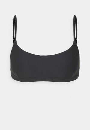 ESSENTIALS BRALETTE - Bikinitop - black