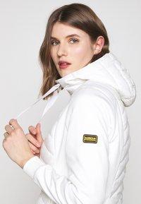 Barbour International - SPITFIRE - Light jacket - optic white - 5