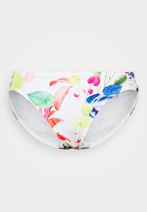 PALMA - Bikini bottoms - white