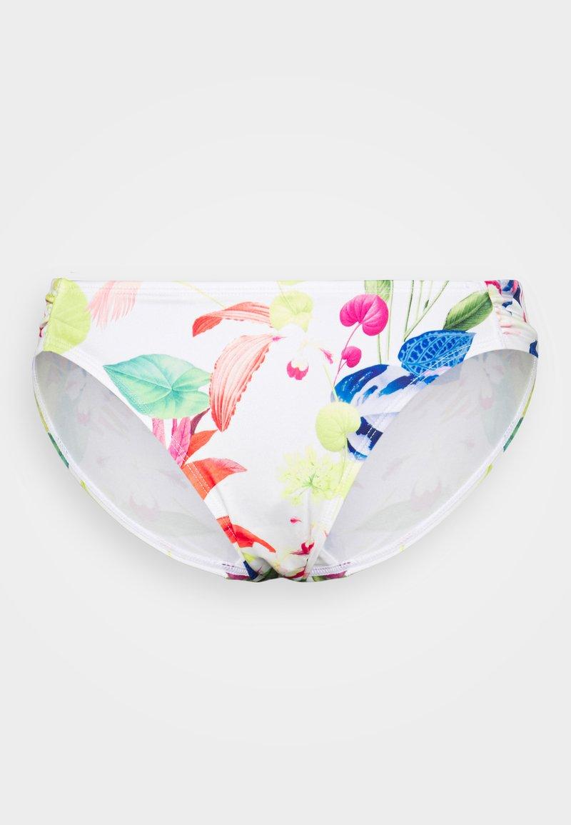 DORINA - PALMA - Bikini bottoms - white