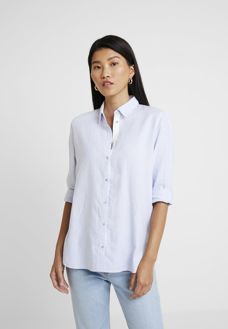 Esprit - Button-down blouse - white