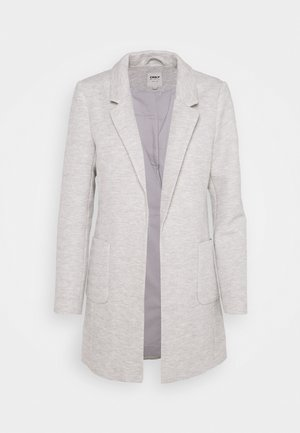 ONLBAKER LINEA COATIGAN - Blazer - light grey melange