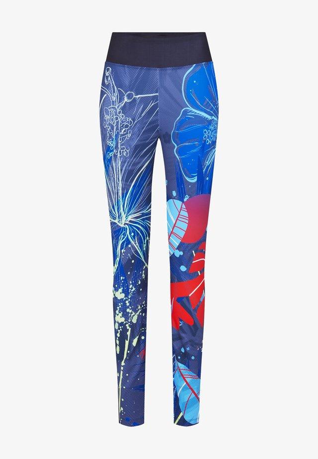 MEA - Collants - blau/multicolor