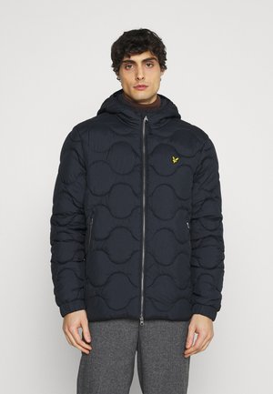 WADDED JACKET - Übergangsjacke - dark navy