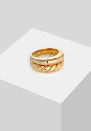 2ER SET  - Anello - gold